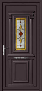 Aluporta -  - Glazed Entrance Door