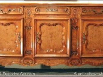 ANTIQUE GERMAIN -  - Low Sideboard