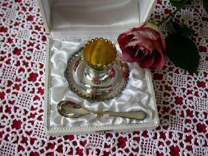 Maison du Lin et de la Dentelle (linge-ancien.com) -  - Egg Cup