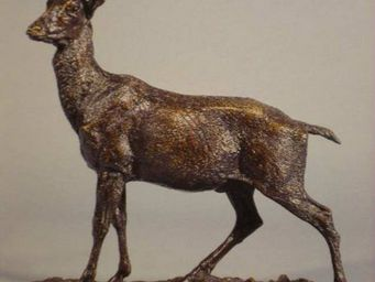 Air de Chasse -  - Animal Sculpture