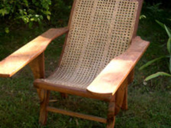 Thierry GERBER -  - Colonial Armchair