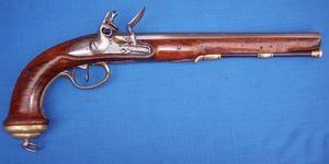Cedric Rolly Armes Anciennes - pistolet d officier de mamelucks - Pistol And Revolver