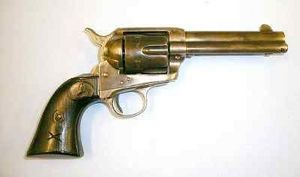 Pierre Rolly Armes Anciennes - colt sa, modèle 1873 - Pistol And Revolver