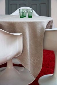 LA MAISON BAHIRA - fez - Matching Tablecloth And Napkin Set