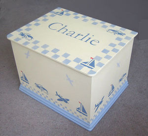Anne Taylor Designs -  - Toy Chest