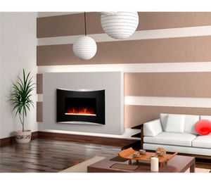Burley - seaton - Enclosed Electric Fireplace