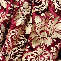 CHARLES BURGER & ISLE MILL - rialto on panne velvet - Velvet