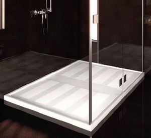 SILESTONE COSENTINO -  - Inset Shower Tray