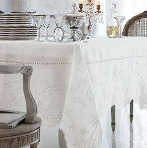 Cologne & Cotton -  - Rectangular Tablecloth