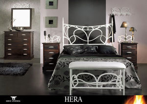 CRUZ CUENCA - hera - Double Bed