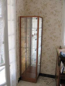 Vitrinexpo27 -  - Corner Display Cabinet