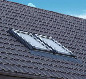 Pologne fenêtres - fenêtre pivotante cpw - Roof Window