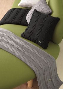 LACOSTE -  - Square Cushion