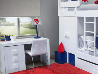 BABYROOM - litera en tren - Children's Bedroom 4 10 Years