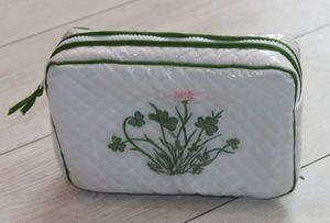 Brigitte Vermelin - printemps - Toiletry Bag