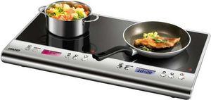 UNOLD - plaque de cuisson a induction double - Griddle