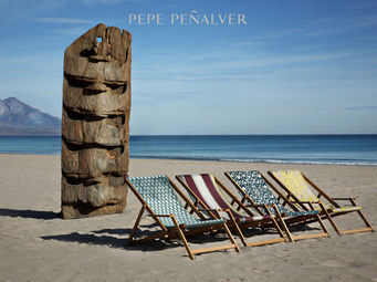 Pepe Penalver - tahiti - Fabric