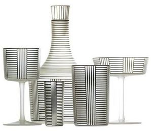 Josef Hoffmann -  - Glass