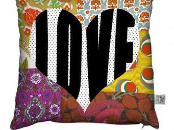 LAIssEZ LUCIE FAIRE... - laissez lucie faire... - coussin love - laissez lu - Children's Pillow