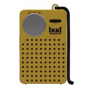 BUD - bud by designroom - radio portable design bud - - Mobile Case