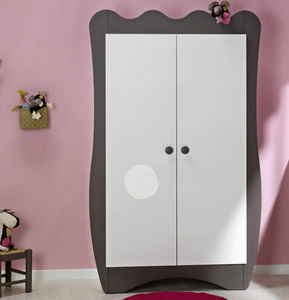 Katherine Roumanoff - armoire bébé doudou taupe - Children's Wardrobe