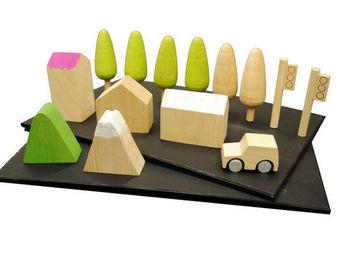 KUKKIA - k004-machi - Wooden Toy