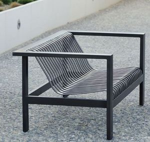 Area -  - Town Bench