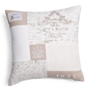 MAISONS DU MONDE - housse de coussin magnolia patchwork - Cushion Cover
