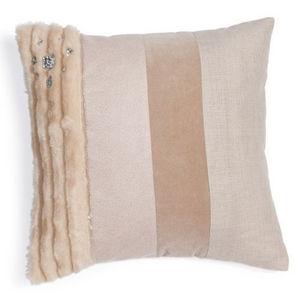 MAISONS DU MONDE - housse de coussin gstaad strass - Cushion Cover