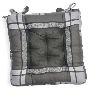 MAISONS DU MONDE - galette de chaise chenonceau - Chair Seat Cover