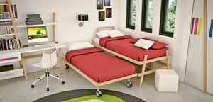 Cia International - allwood - Stackable Bed