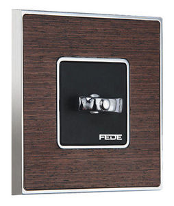 FEDE - vintage wood collection - Rotating Switch