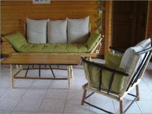 Création Chataîgnier -  - Lounge Sofa