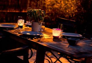 LUXBOX - turner - Outdoor Candle Holder
