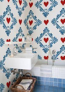 WALL & DECO - fin du siècle - Bathroom Wallpaper