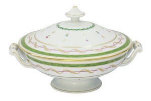 Haviland - vieux paris - Vegetable Serving Dish
