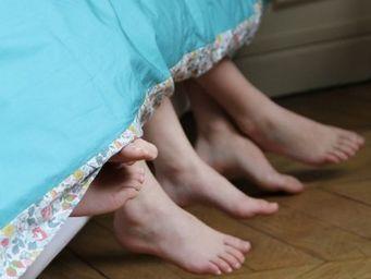 Grasse Matinee -  - Children's Duvet Cover