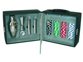 Manta Design - malette de jeux casino royal - Games Table