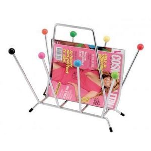 Present Time - porte-revues boules - Magazine Holder