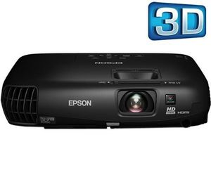 EPSON - vidoprojecteur 3d eh-tw550 - noir - Video Projector