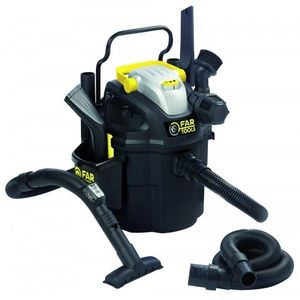FARTOOLS - aspirateur mural 1500 watts gamme pro fartools - Water And Dust Vacuum Cleaner