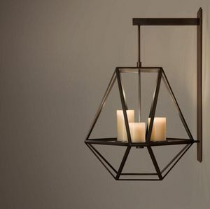 Kevin Reilly Collection - gem - Wall Lamp