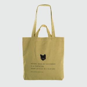 JOVENS - cabas en toile  - Handbag