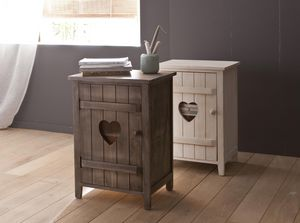 Becquet - chevet coeur - Bedside Table