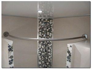 GALBOBAIN -  - Shower Curtain Rail