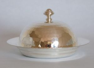 NOEL COLLET Orfèvre -  - Individual Butter Dish