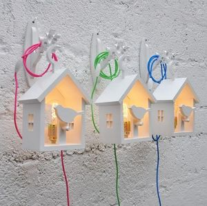MAXIMILIEN - cui cui - Children's Wall Lamp