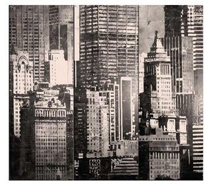 ULGADOR - manhattan silver - Decorative Panel