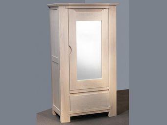 CDL Chambre-dressing-literie.com - meubles tv, tables et petits mobiliers - Bonnetiere Cupboard