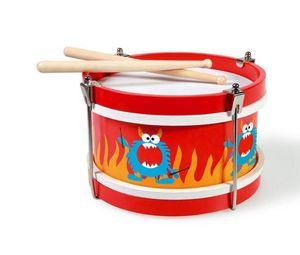 Scratch - drum rock & roll monster - Children's Drum
